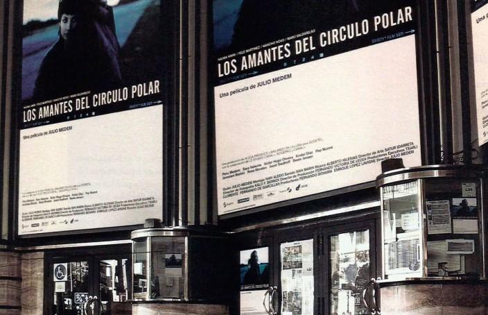 Los amantes del círculo polar por Mercedes Puchol