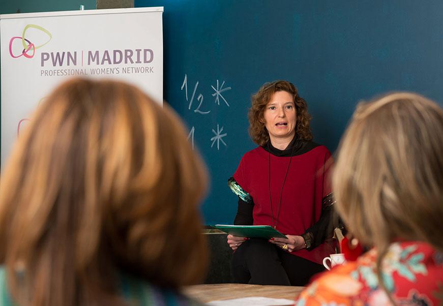 Mercedes Puchol PWN Madrid